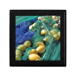 Fishing nets jewelry box