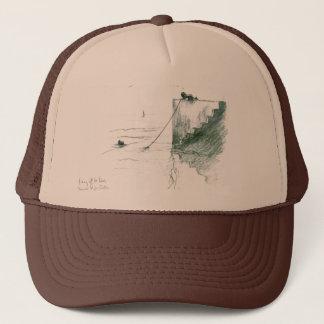 Fishing off the Quay Trucker Hat