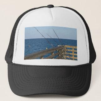 Fishing on Lake Worth Pier Hat