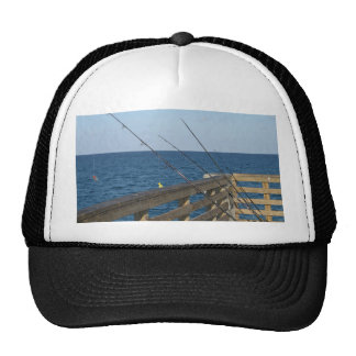 Fishing on Lake Worth Pier Hat