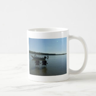 Fishing on the Fraser River Classic White Coffee Mug
