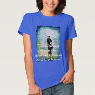 Fishing Outdoor Fisherman's Sporting Shirt