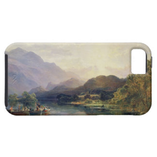 Fishing Party at Loch Achray, with a View of Ben V iPhone SE/5/5s Case