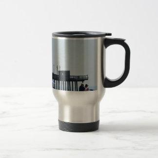 fishing peer 15 oz stainless steel travel mug