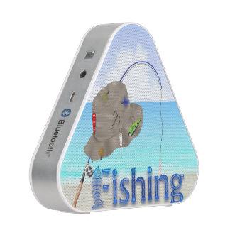 Fishing Pieladium Speakers