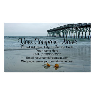 Fishing Pier Business Card