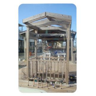 Fishing Poles Lg. Premium Magnet