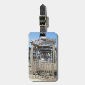 Fishing Poles Luggage Tag