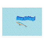 Fishing Post Cards