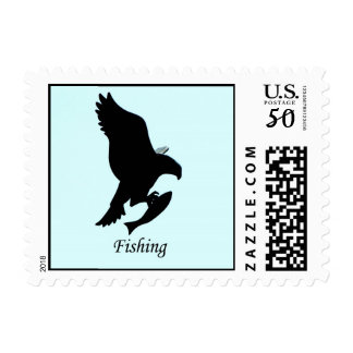 Fishing Postage