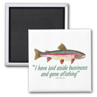 Fishing Quote Magnet