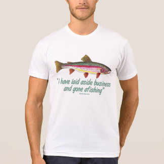 Fishing Quote T-Shirt