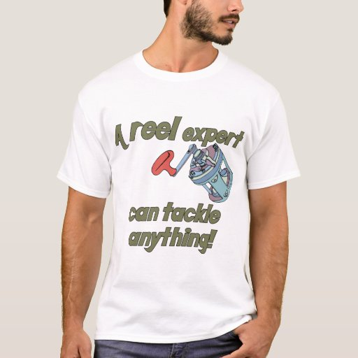 Fishing Reel Expert T-Shirt