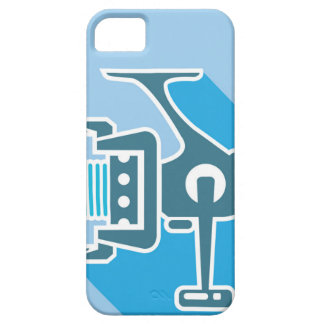 Fishing reel iPhone SE/5/5s case