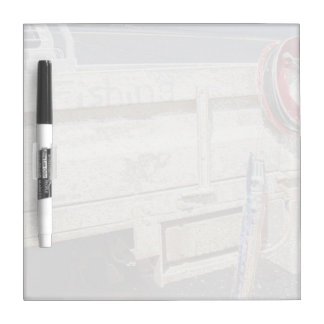 Fishing reel red grey silver beach ute Dry-Erase board