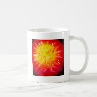 Fishing rod 2 coffee mug