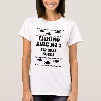 Fishing Rule No 7 T-Shirt