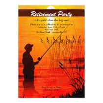 Fishing Serenity Invitation