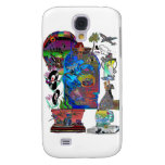 Fishing Shark Infested Waters c Samsung Galaxy S4 Case
