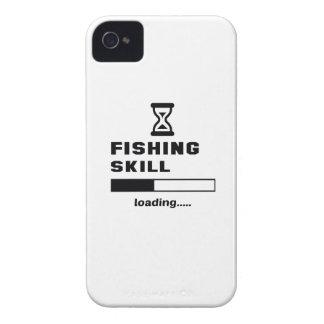 Fishing skill Loading...... iPhone 4 Case-Mate Case