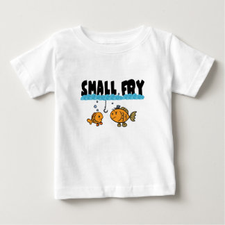 Fishing Small Fry Baby T-Shirt