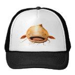 Fishing smile hat