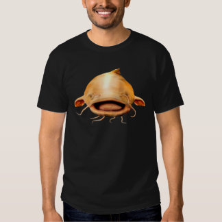 Fishing smile t-shirt