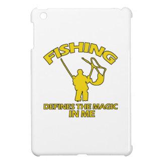 FISHING sports designs iPad Mini Cases