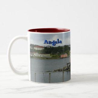 Fishing Stage in Twillingate Coffee Mugs