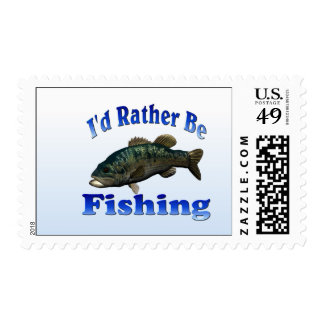 Fishing Stamps
