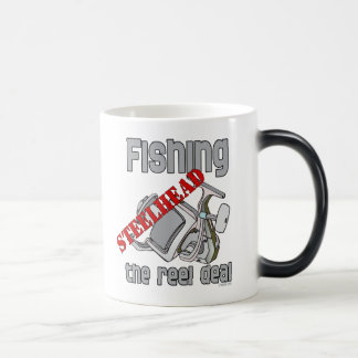 Fishing Steelhead The Reel Deal Mug