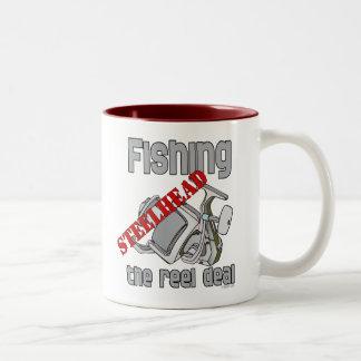 Fishing Steelhead The Reel Deal Mugs