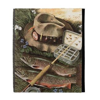 Fishing Still Life iPad Cases