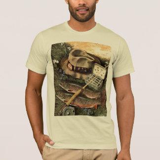 Fishing Still Life T-Shirt