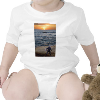 Fishing Sunset Shirt