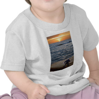 Fishing Sunset Shirts