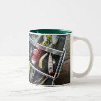 Fishing Tackle Box Mug