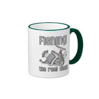 Fishing The Reel Deal Mugs