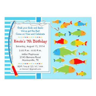 Fishing Invitations Announcements Zazzle