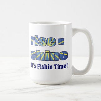 Fishing Time Coffee Mug