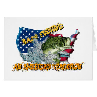 Fishing Tradition Stationery Note Card