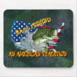 Fishing Tradition Mouse Pad