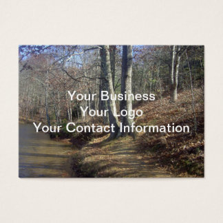 Fishing Trail Business Card