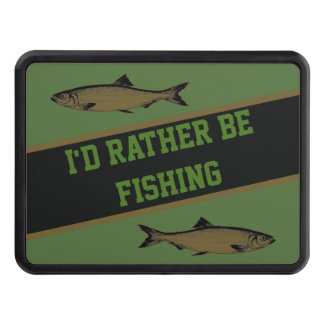 Fishing Trailer Hitch Hitch Cover