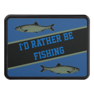 Fishing Trailer Hitch Tow Hitch Cover