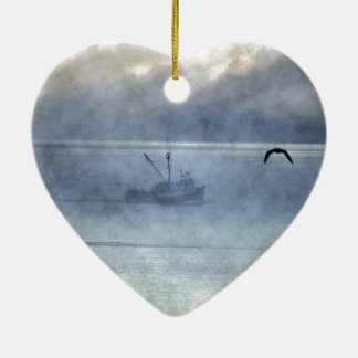 Fishing Trawler Nova Scotia Fishermen's Ornaments