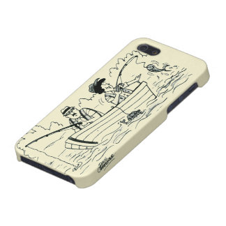 Fishing Trip Cover For iPhone 5