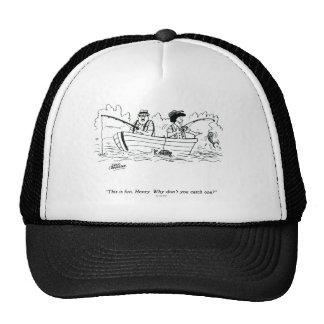 Fishing Trip Mesh Hats