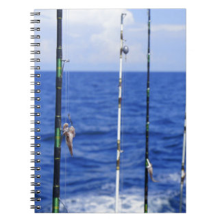 Fishing Trip Spiral Note Book