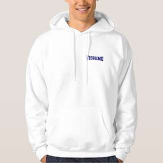 Fishing University Style Hoodie